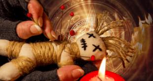 Como hacer un Muñeco Vudú